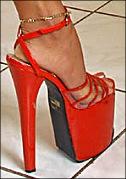 High Heels Erotik - High Heels Kontakte beim High Heels Telefonsex ganz privat.